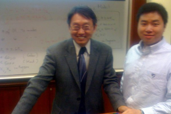An interview with INFO 6020 Professor, Dr. Xiaoyue Jiang