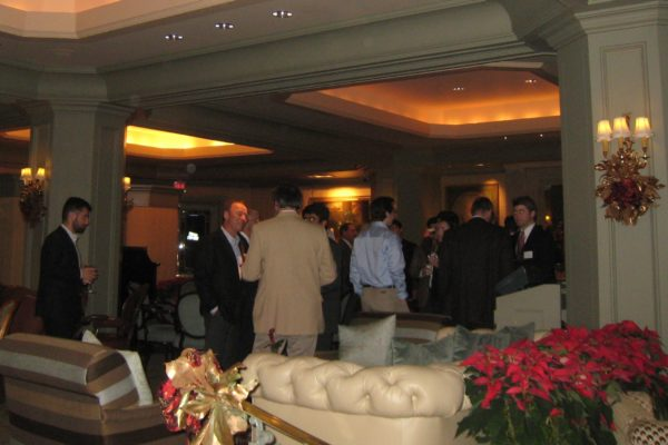 Tulane Energy Club's Alumni and Energy Professionals Reception