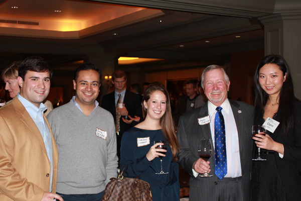 TEC Networking Reception