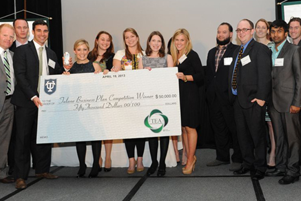 The Tulane Business Model Competition
