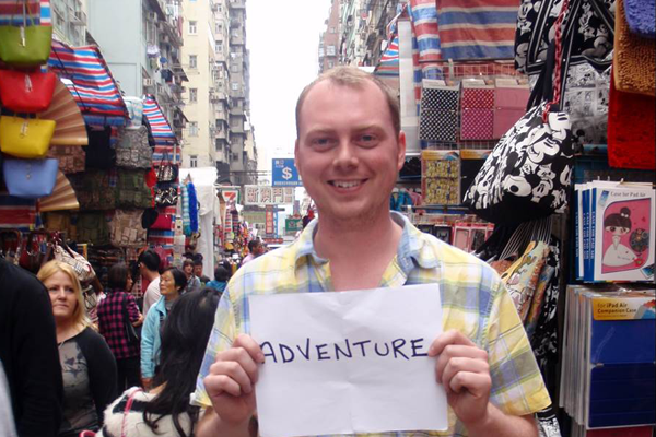 68. Freeman Means Adventure: Colin Slaybaugh (MBA '14)