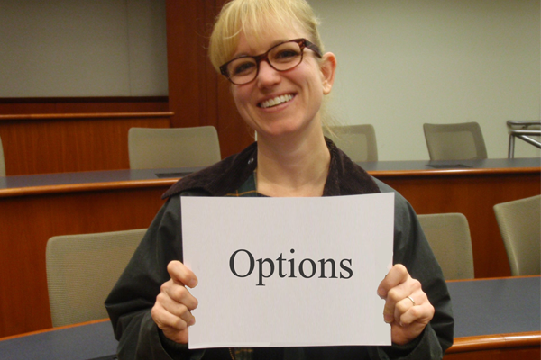 65. Freeman Means Options: Megan Guy (MBA '15)