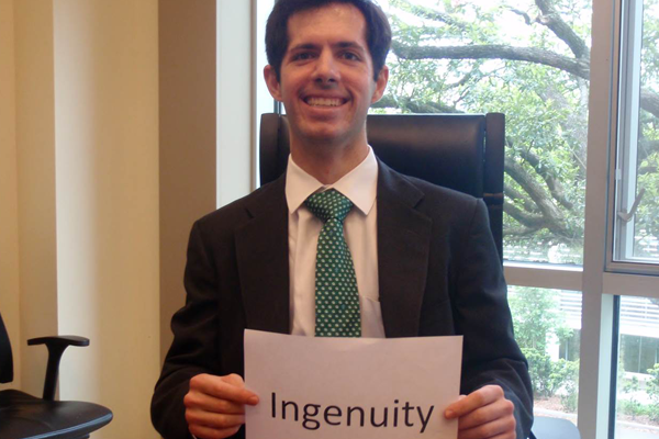 45. Freeman Means Ingenuity: Donald Faust (MBA '14)