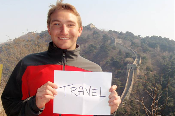 50. Freeman Means Travel: Michael Rossos (MBA '14)