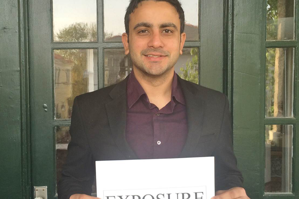 61. Freeman Means Exposure: Nikunj Bajaj (MBA '15)