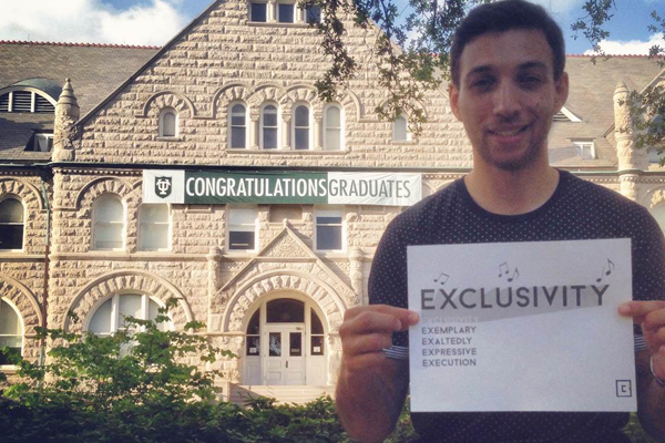 27. Freeman Means Exclusivity: Ahmed Al-Massry (MBA '14)