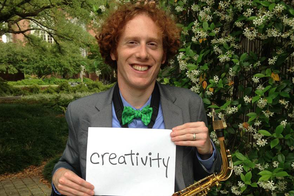 17. Freeman Means Creativity: David Bode (MBA '14)